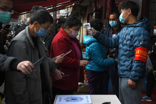 ID-on't renounce my freedom - In Coronavirus Fight, China Gives Citizens a  Color Code, With Red Flags